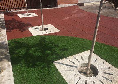 Playground and Turf Tiles