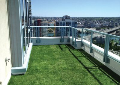 Balcony with Turf